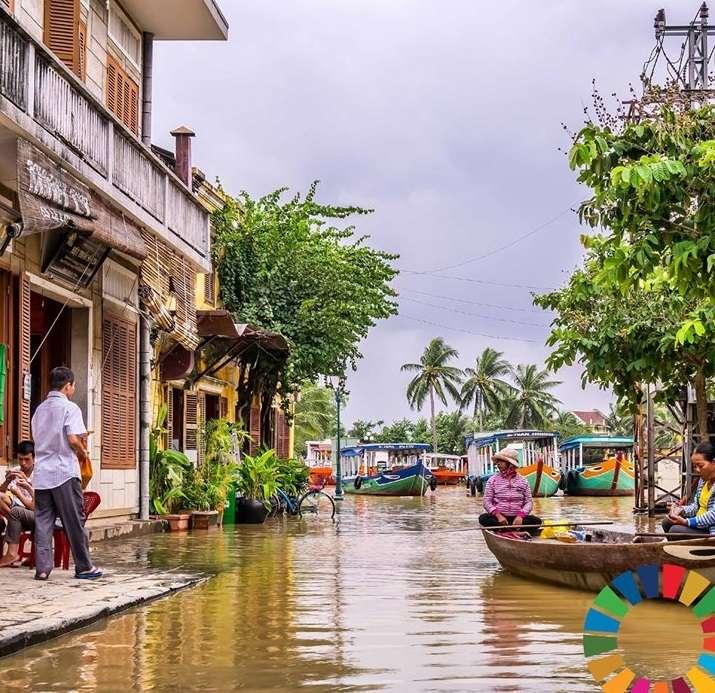 Cambianti climatici rischio sviluppo sostenibile
